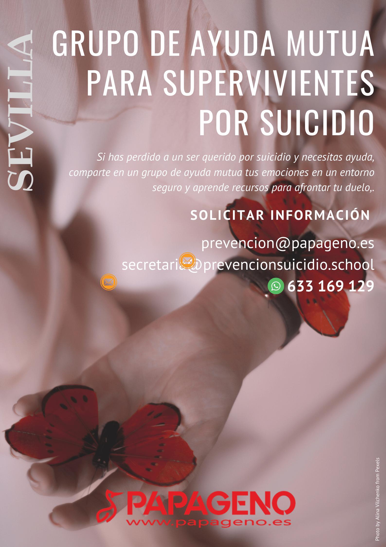 Grupo de Ayuda Mutua para Supervivientes Sevilla